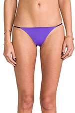 Alea Pinch Bum Bottoms in Indigo & Plum