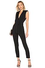 IRO Anis Jumpsuit in Black