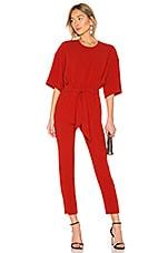 IRO Appreciate Jumpsuit in Red