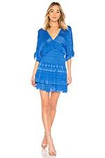 IRO Stacy Dress in Blue Denim