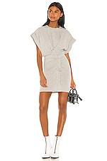 IRO Wynot Dress in Mixed Grey