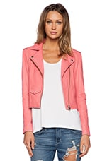 Ashville Jacket in Coral Pink
