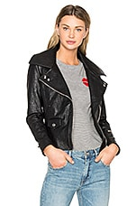 x ANJA RUBIK Julyet Jacket in Black
