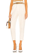 IRO Kaly Pant in White