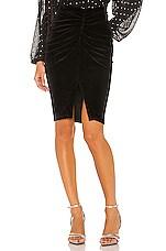 IRO Astro Skirt in Black
