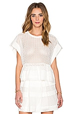 7189fdc65 IRO Gaetane Skirt in White | REVOLVE