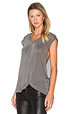 Dalila Top en Steel Grey