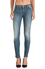 Raquel Fitte Skinny in Stone Blue