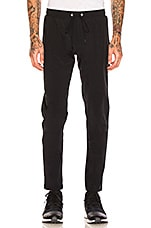 ISAORA Stretch Training Pants in Black