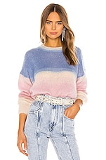 Isabel Marant Etoile Drussell Pullover in Blue