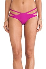 Sunset Bottom in Fuchsia