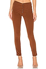 High Class Corduroy Skinny in Classic Camel