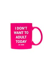 Adult Mug en Rose Fluorescent