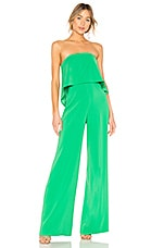 Jay Godfrey Moore Jumpsuit in Bright Green