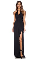 ROBE DALLENBACH BACKLESS GOWN