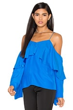 Garcia Top en Bright Blue