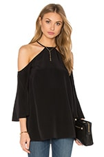 Brenly Top en Noir