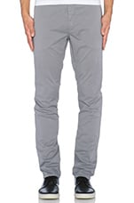 Brooks Trouser in Neptune Grey