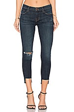 9326 Low Rise Crop Skinny in Disguise Destructed