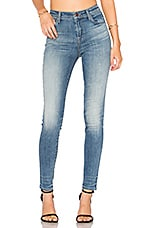 J Brand Maria High Rise Skinny in Adventure