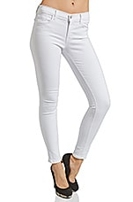 Power Stretch Skinny en Blanc