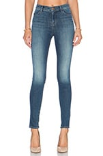 Maria High Rise Skinny in Ingenue