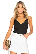 J Brand Lucy Cami in Black