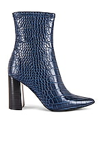 Jeffrey Campbell Siren Boot in Blue Croc
