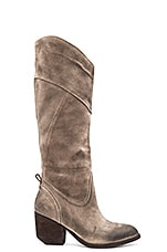 Gleeson Boot in Taupe Suede