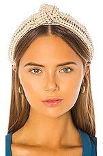 Jennifer Behr Sirene Headband in Pearl