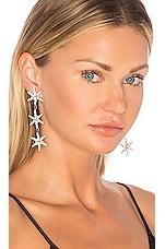 Jennifer Behr Aurora Earrings in Crystal
