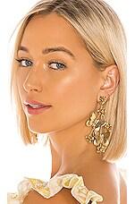 Jennifer Behr Farfalla Earring in gold