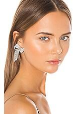 Jennifer Behr Lola Earrings in Crystal