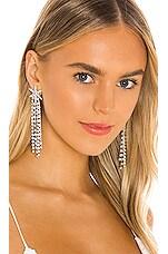 Jennifer Behr Esta Earring in Crystal
