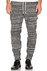 PANTALON SWEAT BOUCLE
