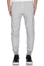 Escobar Sweatpant in Grey Duo