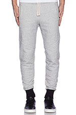 Escobar Sweatpant in Grey Duo 2