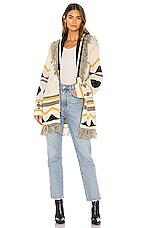 Jen's Pirate Booty Mamba Jacket in Mamba Knit