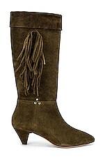 Jerome Dreyfuss Sandie 50 Boot in Kaki