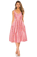 JILL JILL STUART Fit And Flare Dress in Baby Doll