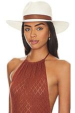 Janessa Leone Michon Hat in Bleach
