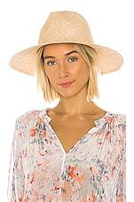 Janessa Leone Kai Hat in Natural