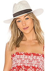 Janessa Leone Marcell Fedora in Bleach