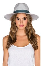 Janessa Leone x REVOLVE Exclusive Gloria Hat in Grey