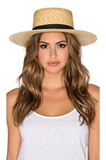 Klint Hat in Natural