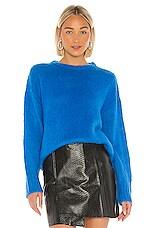 J.O.A. Oversized Sweater in Blue