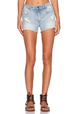 High Rise Short in Sylvie