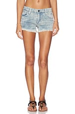 SHORT EN JEAN CUTT OFF SHORTS