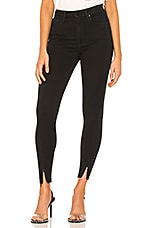 Joe's Jeans X We Wore What The Danielle High Rise Skinny in Black
