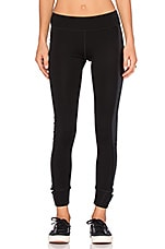 Off Duty Gleam Legging en Jet Black